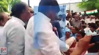 Priyanka Gandhi Vadra addresses Nukkad Sabha at Rasulabad,  Amethi