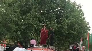 भाजपा चाहती हैं कि धर्म के नाम और जात के नाम पर राजनीति हो : प्रियंका गाँधी