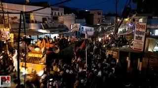 Congress General Secretary Priyanka Gandhi's road show at Sultanpur
