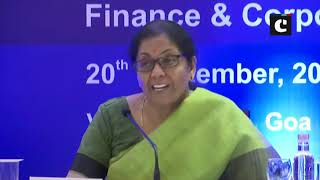 Enhanced surcharge not applicable on capital gains from equity: FM Sitharaman