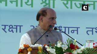 Rajnath Singh chairs meeting with DRDE officials in Gwalior