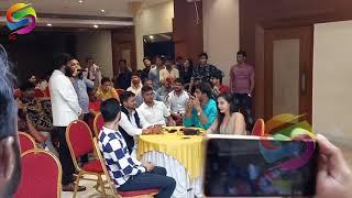 विनाशक #SamarSingh trailer रिलीज पार्टी - Vinashak bhojpuri new movie समर सिंह