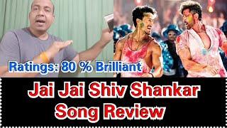 Jai Jai Shiv Shankar Song Review From War Movie, Tiger Shroff Vs HRITHIK Roshan