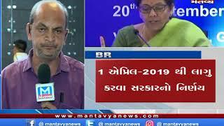 દેશમાં મંદીના મોજાને ખાળવા કેન્દ્રની કવાયત MNA (20/09/2019) Mantavyanews
