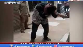 Gir Somnath: વેરાવળમાં રોડ સાઈડ રોમિયોની ધુલાઈ કરતો વિડીયો વાયરલ