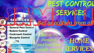 JAMMU     Pest Control Services ~ Technician ~Service at your home ~ Bed Bugs ~ near me 1280x720 3 7