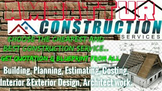 AMBATTUR    Construction Services ~Building , Planning,  Interior and Exterior Design ~Architect 128