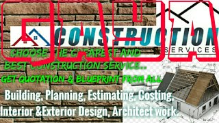 GAYA    Construction Services ~Building , Planning,  Interior and Exterior Design ~Architect  1280x7