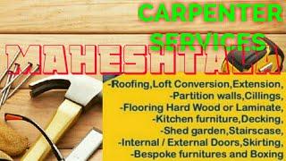 MAHESHTALA    Carpenter Services ~ Carpenter at your home ~ Furniture Work ~near me ~work ~Carpent