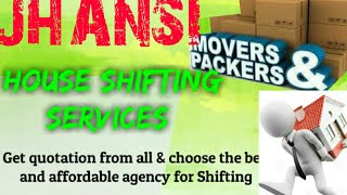 JHANSI    Packers & Movers ~House Shifting Services ~ Safe and Secure Service  ~near me 1280x720 3 7