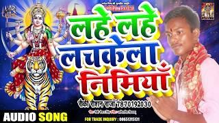 लेहे लेहे लचकले निमिया - Rockey Roushan Raja - Lehe Lehe Lachkale Nimiya - Navratri Songs 2019