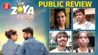 The Zoya Factor Public Review | First Day First Show | Sonam Kapoor | Dulquer Salmaan