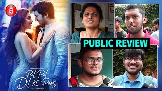 Pal Pal Dil Ke Paas Public Review | First Day First Show | Karan Deol | Sunny Deol | Sahher Bambba