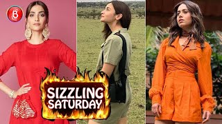 Sonam Kapoor, Alia Bhatt, Nushrat Bharucha Are Here To Sizzle Your Weekends | Sizzling Saturday