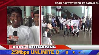 Road Safety Week: Students Conjure Street Play To Sensitize Public On Road Safety
