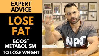 Best Advice to BOOST METABOLISM for FAT LOSS! (Hindi / Punjabi)