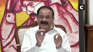 There should be neither imposition nor opposition to any language: VP Naidu