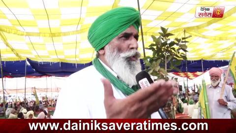 Exclusive: Patiala में धरने पर बैठे Manjeet Dhner ने बताया Kiranjeet Hatyakand का पूरा मामला