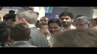 YS Jagan Craze In USA   Jagan's USA Trip   News online entertainment
