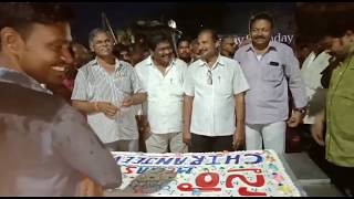 Megastar #Chiranjeevi Birthday Celebrations | 63 Years | Sye Raa Narasimha Reddy