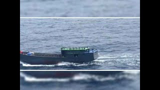 Coast Guard apprehends Myanmarese vessel with 6 crew near Car Nicobar