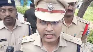 Rajendra Nagar Chemical Blast | Prakash Reddy DCP #Shamshabad On Spot | News online entertainment