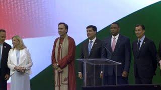 Howdy Modi: US Congressional delegation arrive at mega event in Houston