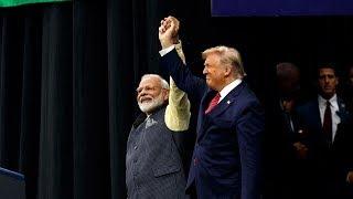 'Abki Baar, Trump Sarkar': PM Modi cheers for US President at Howdy Modi mega event