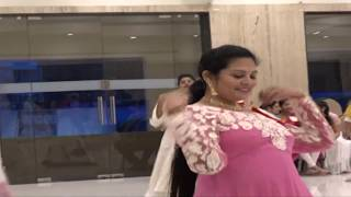 Dandiya Dance Steps | Aunty's Specials | Live & Upcoming Events in News Online Entertainment