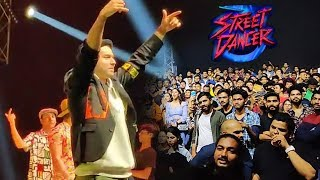 Varun Dhawan At Breezer Vivid Shuffle FINALE   Street Dancer 3D Promotion