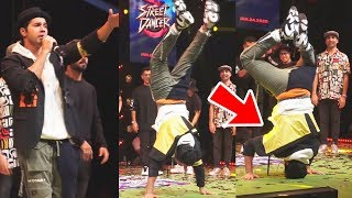 Varun Dhawan Performs Breathtaking Stunts At Breezer Vivid Shuffle GRAND Finale | Street Dancer 3D