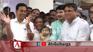 Girias Electronics Ka Orchid Mall Station Road Gulbarga Par iftetah A.Tv News 21-9-2019