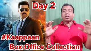 Kaappaan Movie Box Office Collection Day 2 In UAE GCC Circuit