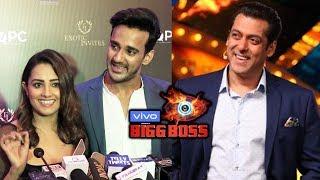 Anita Hassanandani Reaction On Entering Bigg Boss 13 | Salman Khan Show