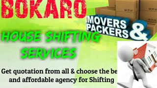 BOKARO    Packers & Movers ~House Shifting Services ~ Safe and Secure Service  ~near me 1280x720 3 7