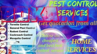 BOKARO    Pest Control Services ~ Technician ~Service at your home ~ Bed Bugs ~ near me 1280x720 3 7