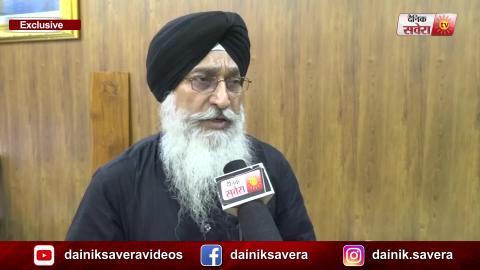 Exclusive Interview :  Dr. Roop Singh से सुनिए कैसे होता है Golden Temple की पवित्र बेरी का रख-रखाव