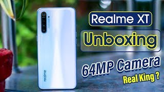 Realme XT Unboxing & Full Review | World's First 64MP Quad Camera | Satya Bhanja