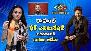 Reasons Behind Rahul Sipligunj Fake Elimination || BiggBoss 3 Telugu || Bhavani HD Movies
