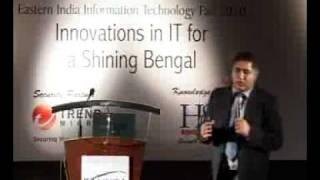 Mr. Nitin Chopra, B D M - Advanced Technology, Cisco System India on EIITF 2010 Video