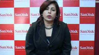 Manisha Sood, Country Manager, India and SAARC, SanDisk Corporation