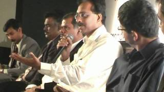 Southern India IT Fair - (Evening Session) Panel Discussion Part -3