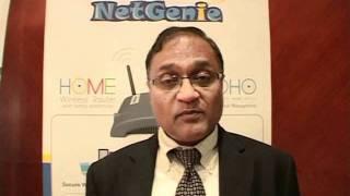 Hemal Patel, CEO, Elitecore Technologies on VARIndia Star Nite Award 2011