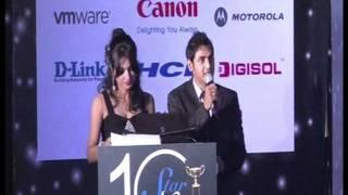 Western Digital at VARINDIA Star Nite Award 2011