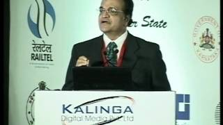 Prof.Raj Sekhar Pillai, Principal Secretary, Science & Technology-Govt.Of Kerala at IT Forum 2012