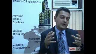 Ashis Guha, President - Global Sales, Sanovi Technologies on VARINDIA
