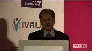 Mr. Anil Gupta, Head of Sales - Microworld Inc. on Southern India IT Fair 2012