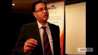 Samiksh Aggarwal, Asst. Vice President-Sales Data Networks, Cyberoam Technologies Pvt. Ltd.