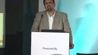 Mr. Sanjay Mehta, MD, MAIA Intelligence at 3rd WIITF 2013, Mumbai