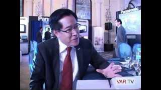 Toru Hasegawa Divisional Managing Director, System Sales Division Panasonic India Pvt. Ltd.